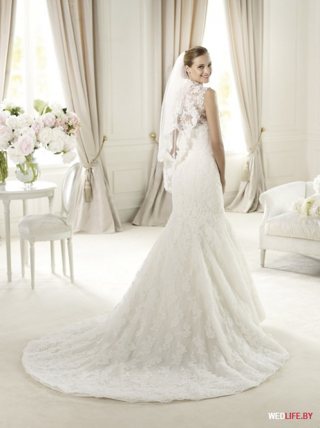 9bc9ece5fdc9cd1 свадебное платье la sposa Pronovias 0 ...